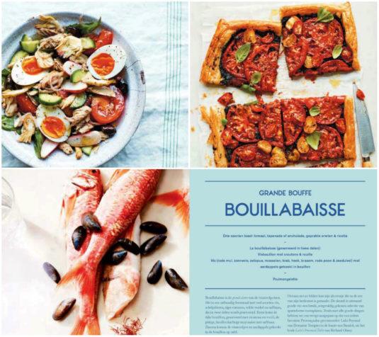 Kookboek Provence