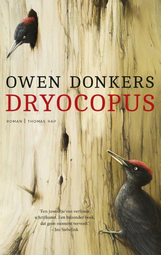 Owen Donkers Dryocopus fijne boeken voor de herfst