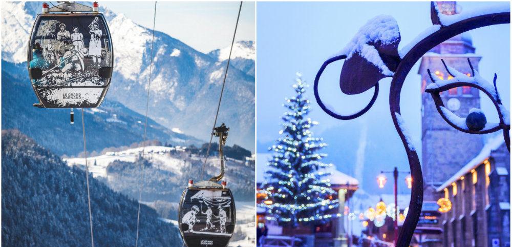 Le Grand Bornand Wintersport