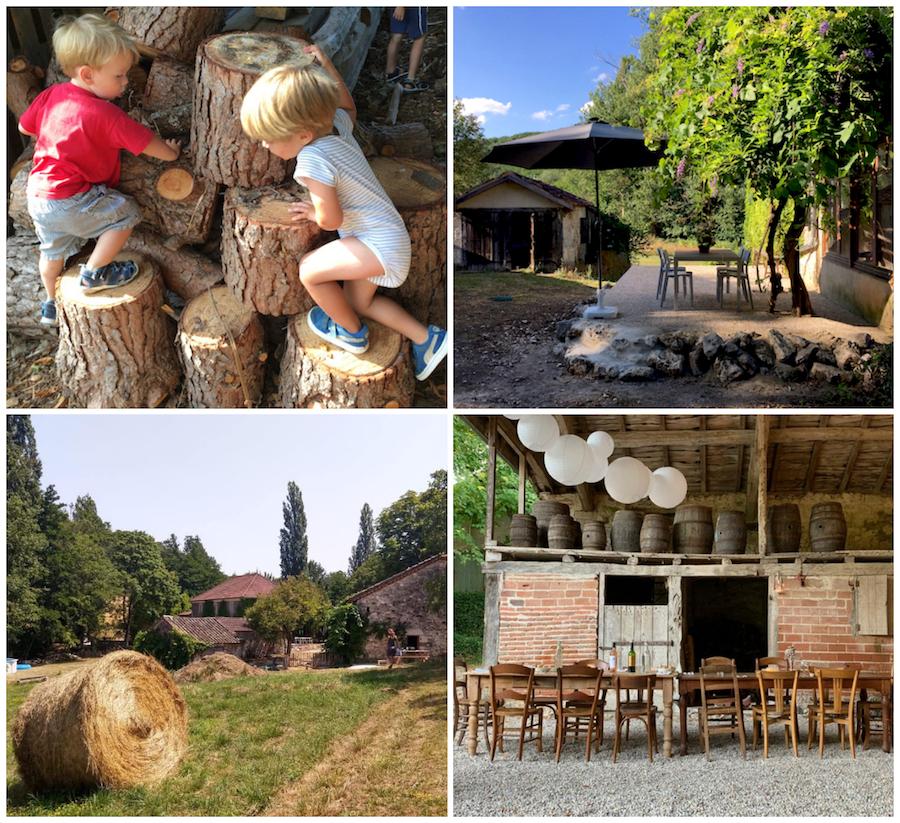 Domaine du Merlet vakantieadres Zuid-Frankrijk Lot-et-Garonne kindvriendelijk