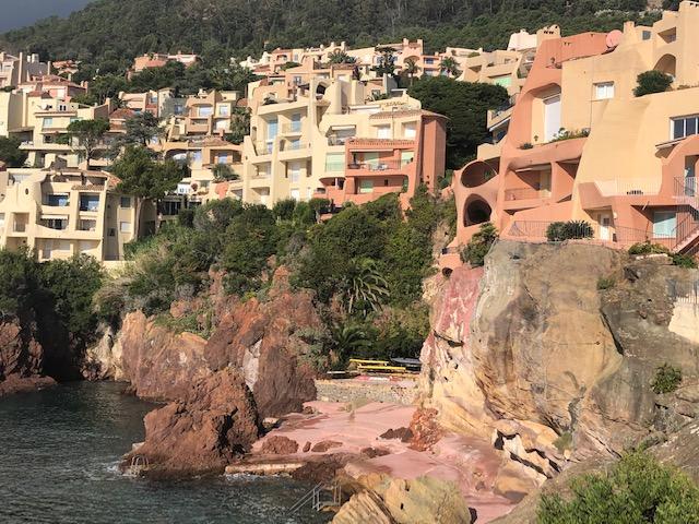 Port la Galère Côte d'Azur vakantiepark Provence