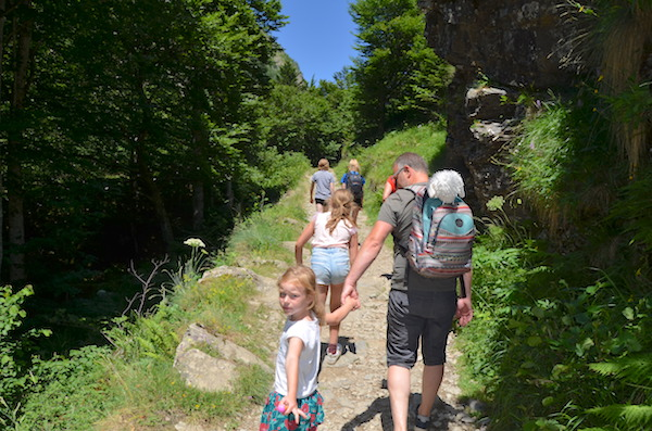 bergwandelen Pyrenees Passions