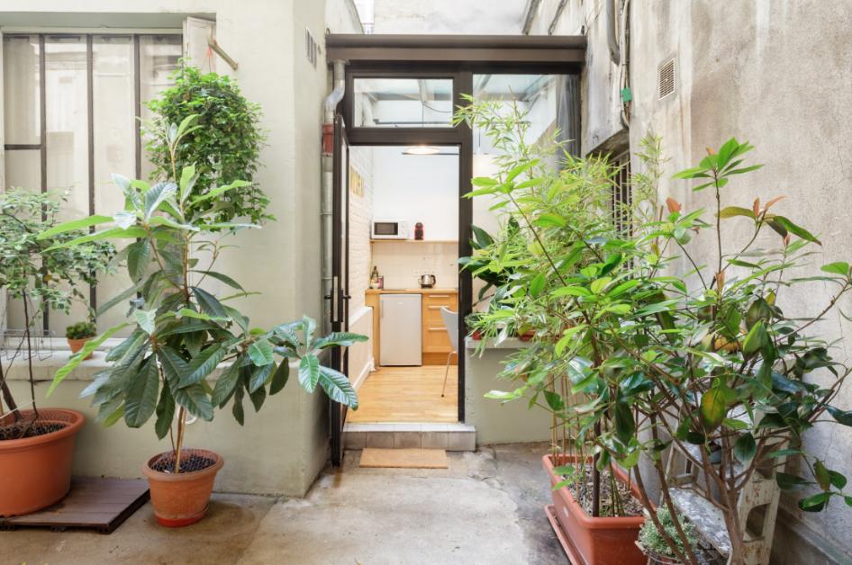 airbnb-appartement-parijs-marais-miniloft