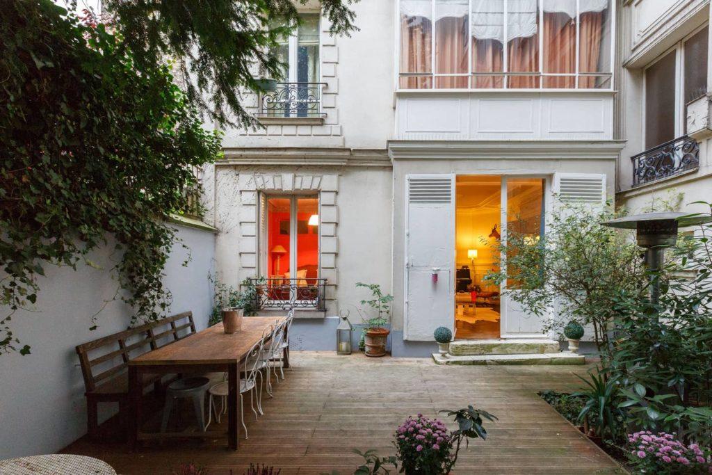 airbnb in Parijs vlak bij champs-elysees