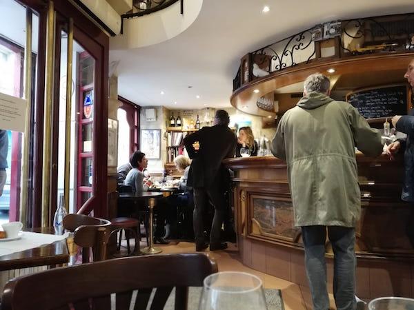 bistro Le Grifonnier in Parijsecht Parijs