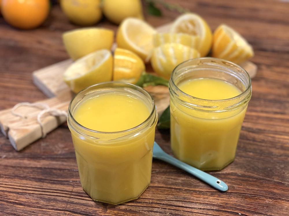 lemon curd beleg voor Franse crêpes