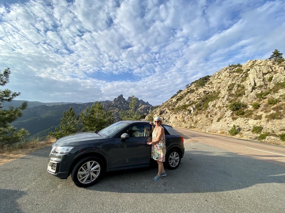 Corsica roadtrip