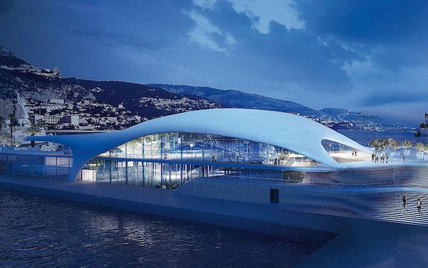 Monaco nieuw museum