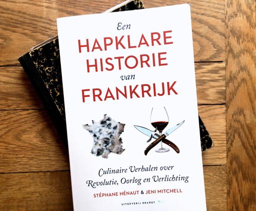 Hapklare historie boek