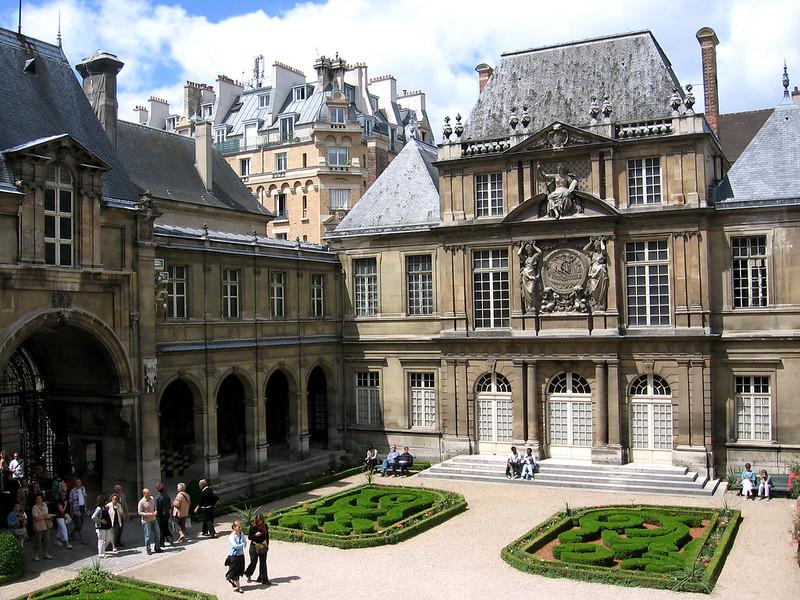 Musee Carnavalet Marais Parijs