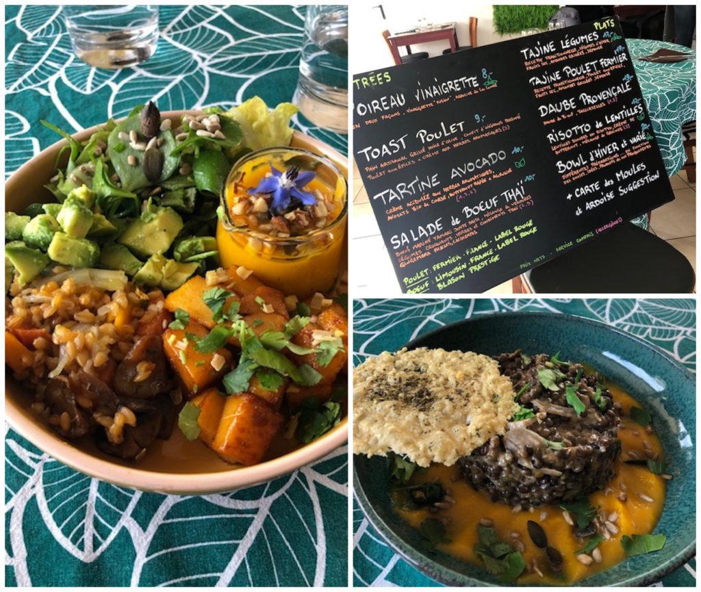 leuk restaurant in Bormes-les-Mimosas