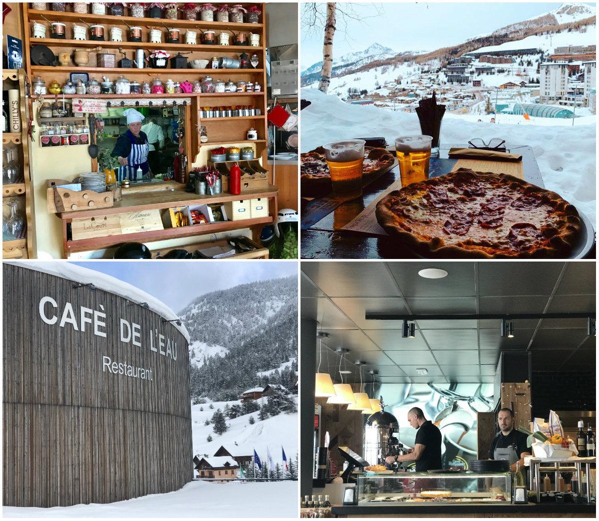 Montgenèvre-pisterestaurants
