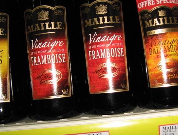azijnen Franse supermarkt