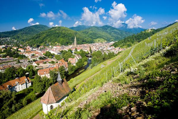 Elzas wijndorp Wattwiller