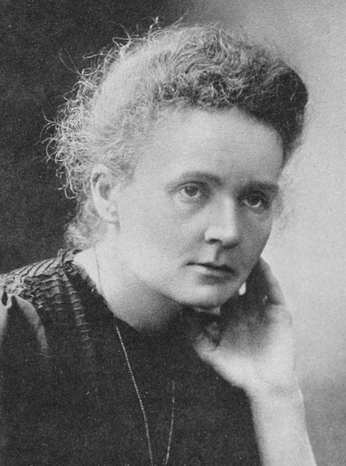 Marie Curie wetenschapster