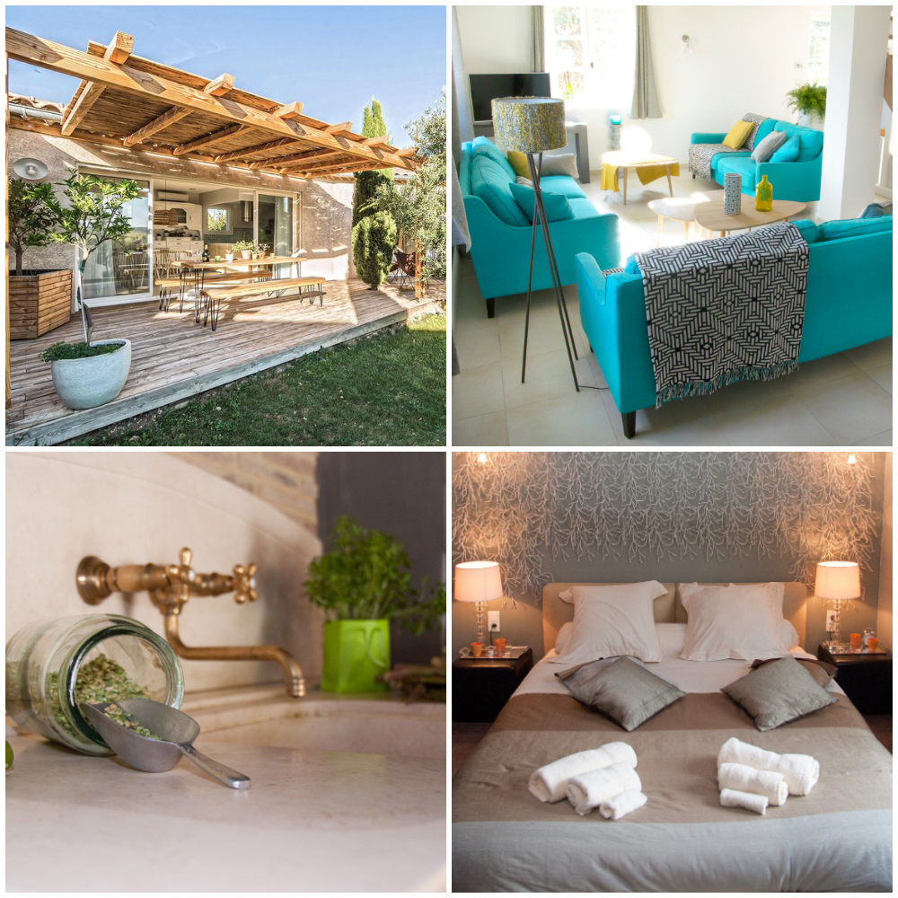 Villardeche vakantiehuizen in de Ardèche