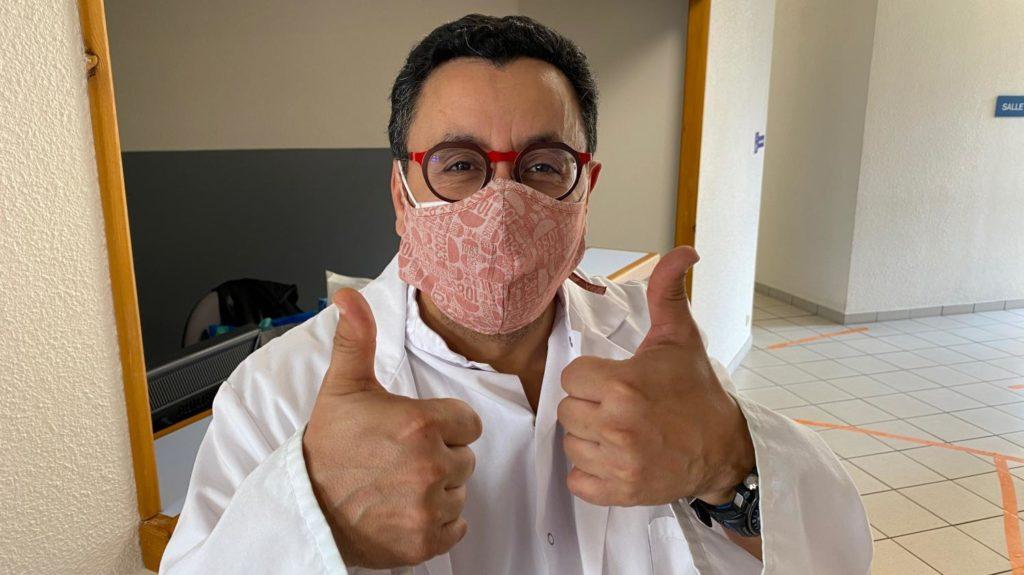 textiel maskers 1083
