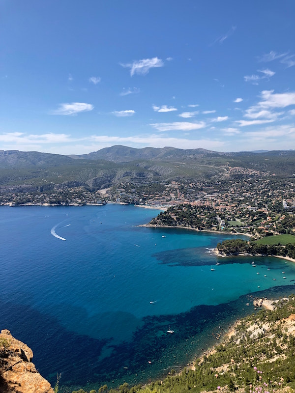 Calanques Zuid-Frankrijk Cassis Provence