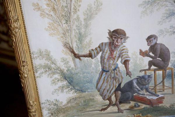 Chantilly apenkabinet