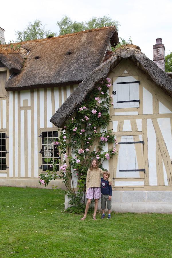 Chantilly boerendorpje