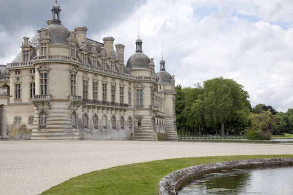 Chantilly Franse tuinen
