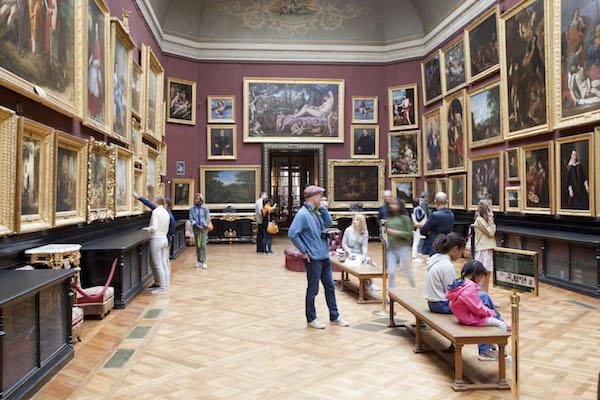 Chantilly museum