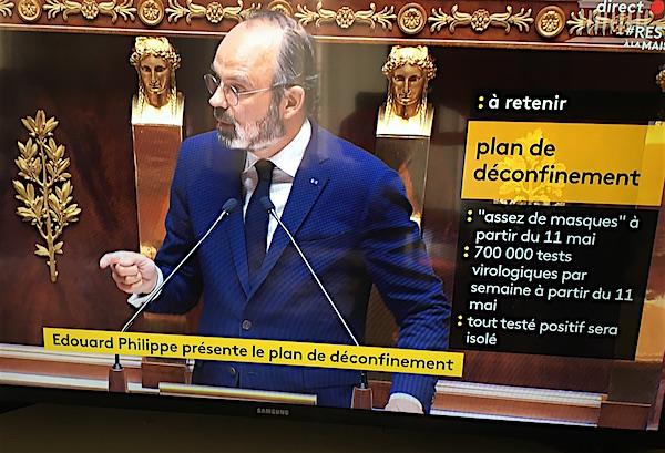 exit plannen in Frankrijk