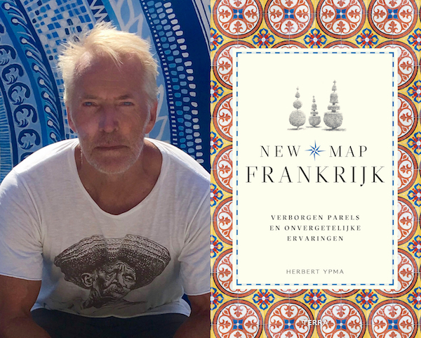 mooi boek NEW MAP FRANKRIJK