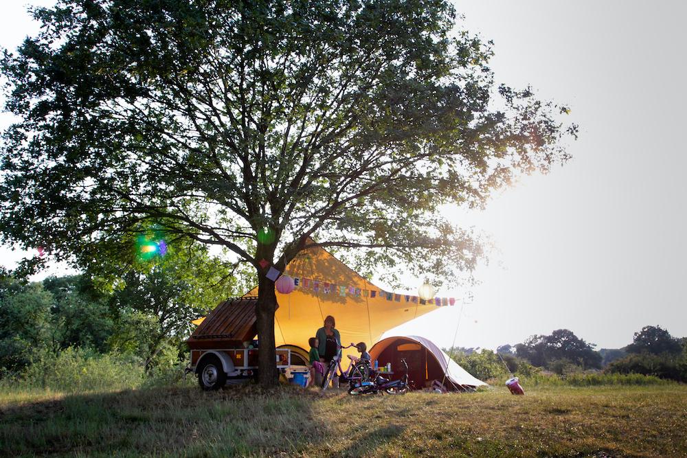 Camping de Roos Huttopia