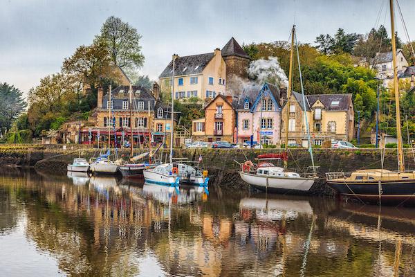 Bretagne mooie stadjes bezoeken