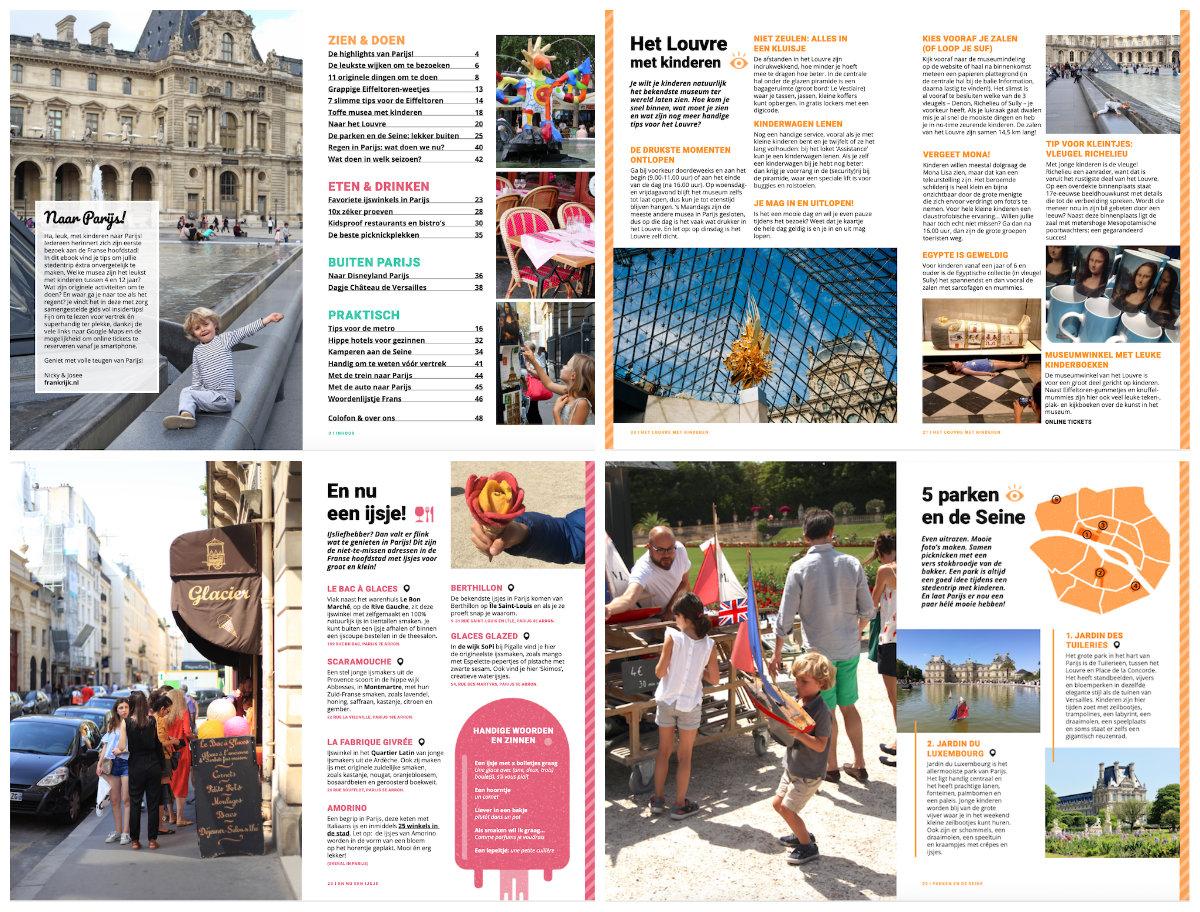 ebook Parijs met kinderen