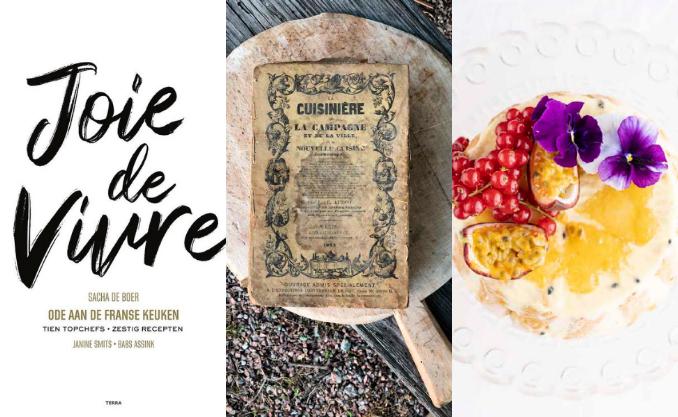 joie de vivre Franse kookboek