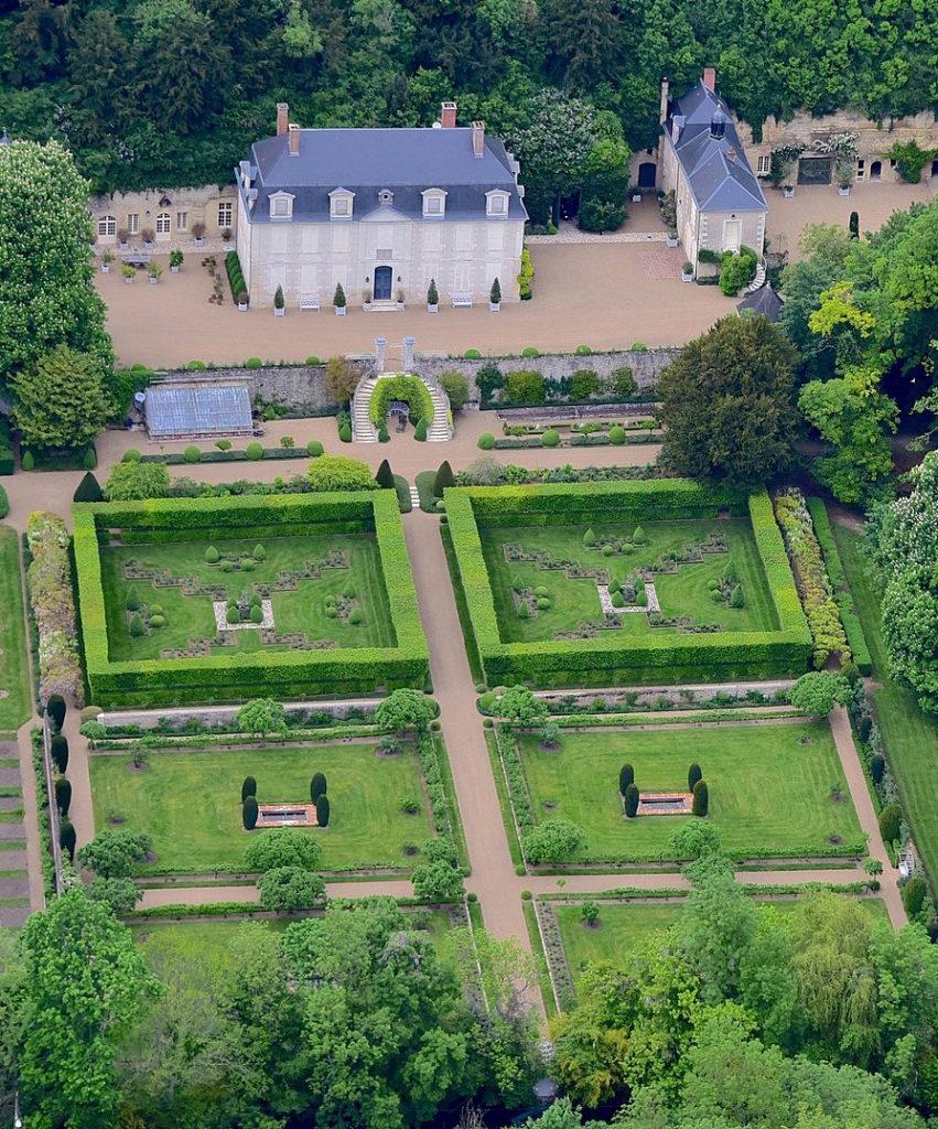 kasteel Mick Jagger Loirevallei