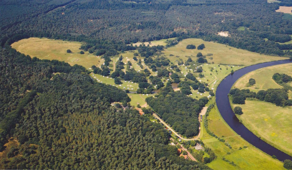 natuurcamping-de-roos-overijssle-huttopia-luchtfoto
