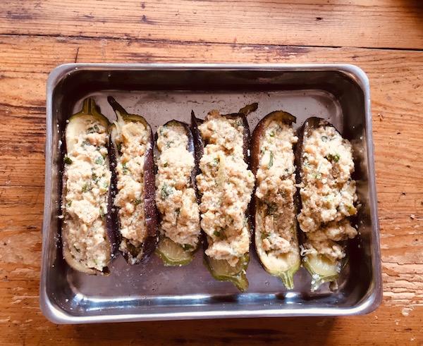 recept corsicaanse aubergines