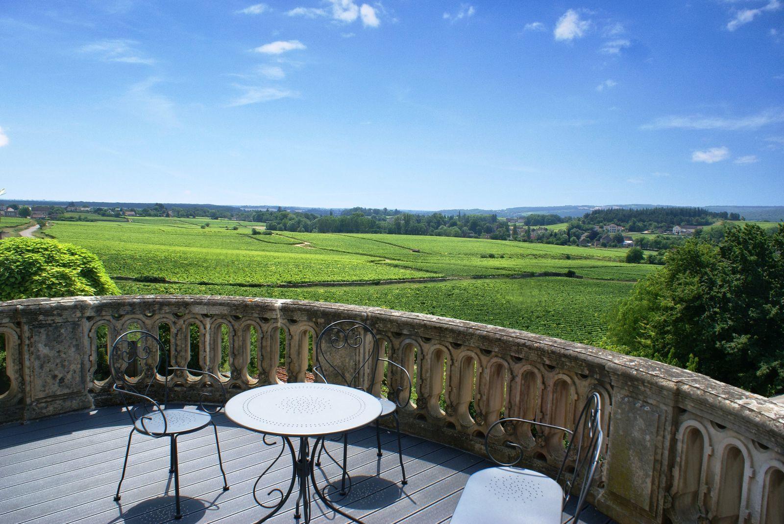Le Chateau Bourgogne