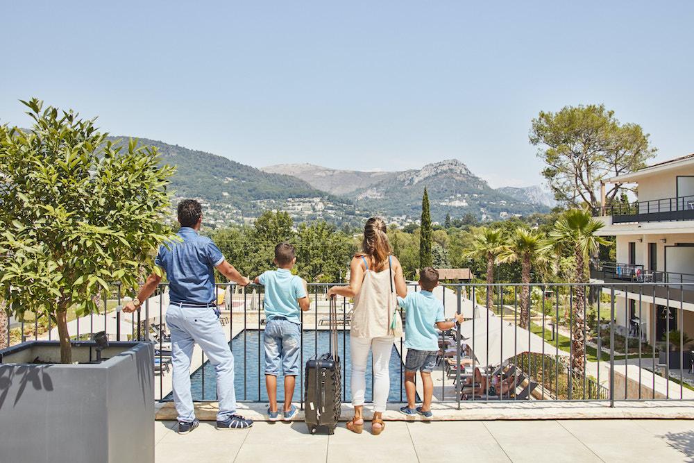 Appartementen Jardins d'Azur Vence