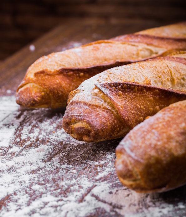 stokbrood baguette