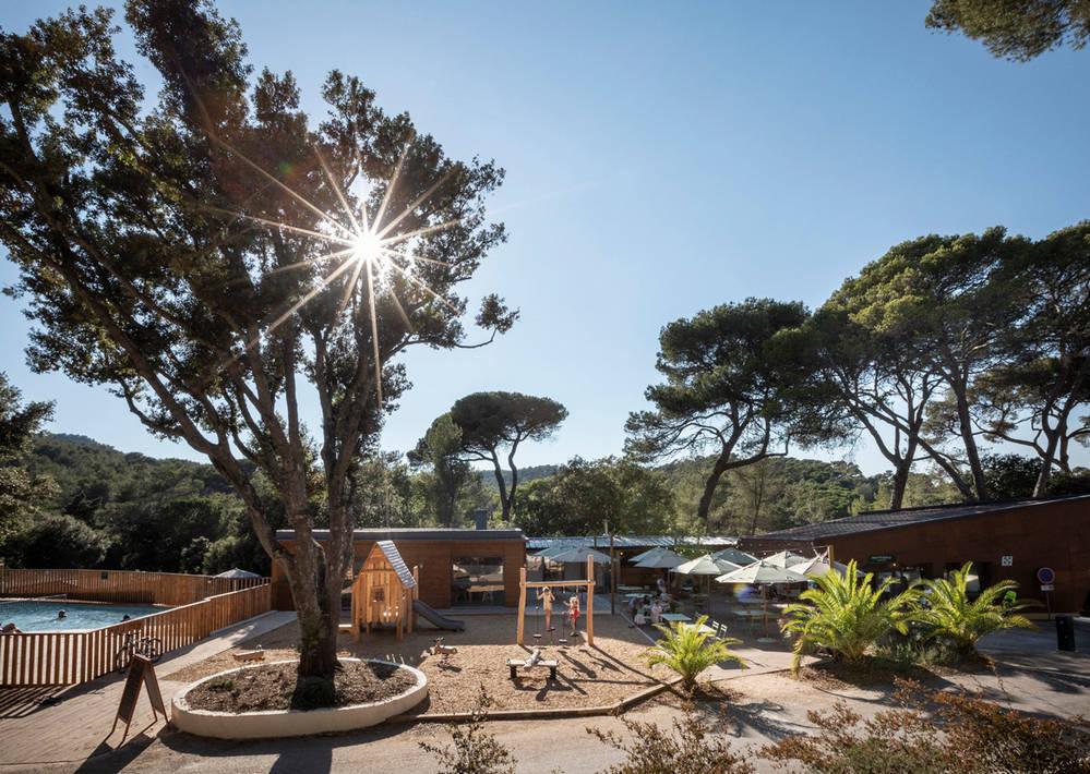 Huttopia Cote d'Azur