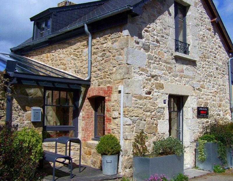 Abri de la Noe vissershuisje Bretagne