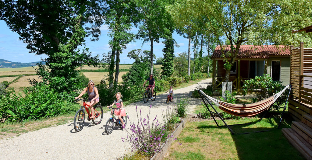 familiecamping in de Bourgogne