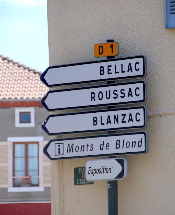 Franse palatsnamen in de Dordogne