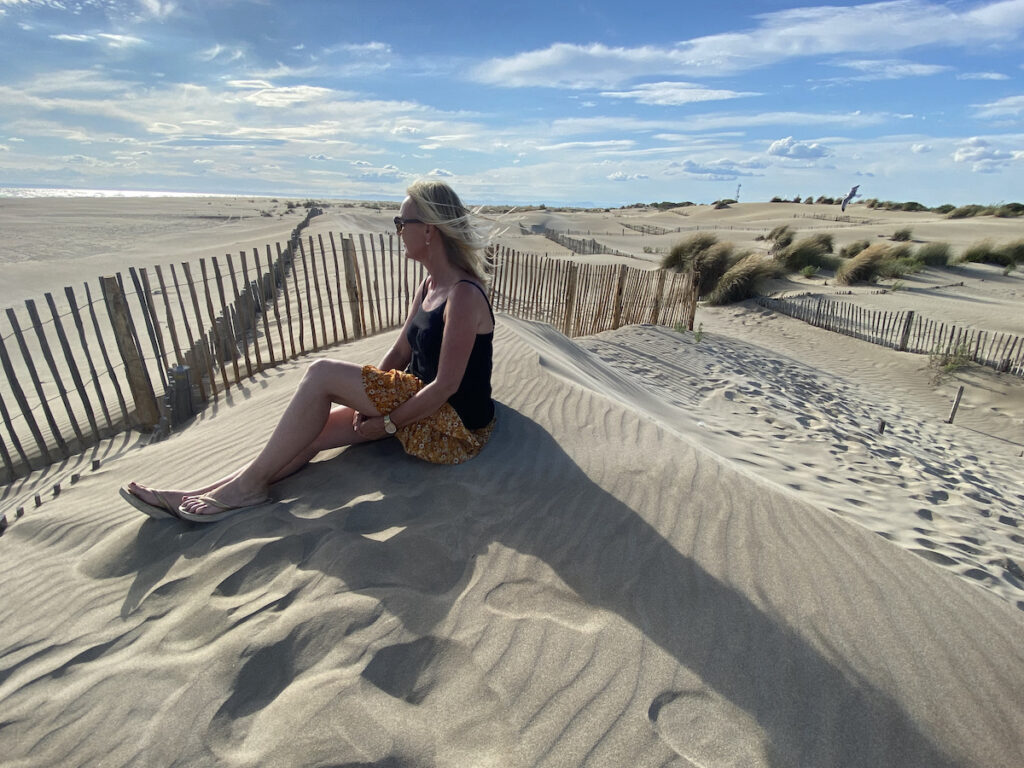 duinen oyat plage