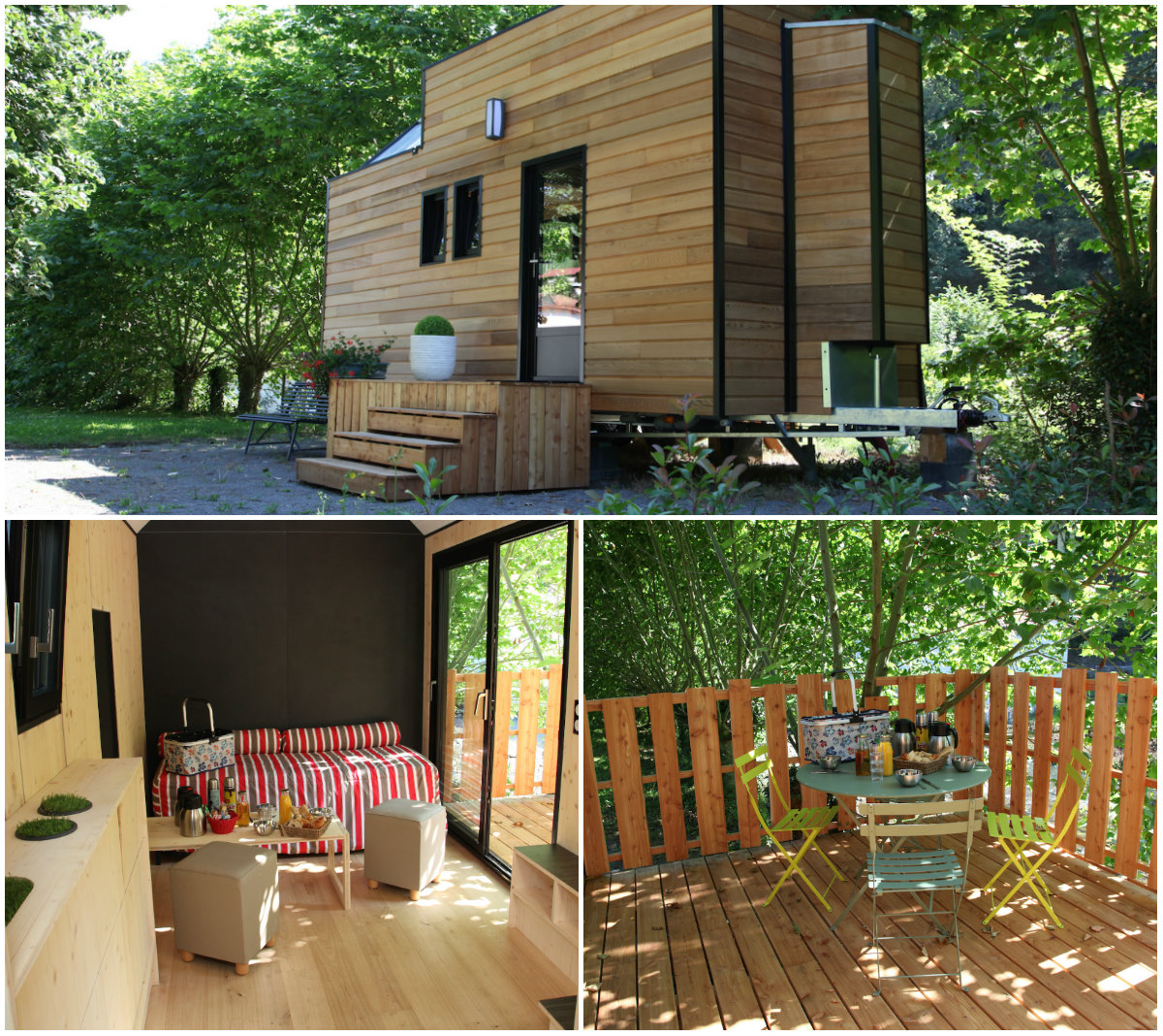 Tiny House Hoel Andreinia baskenland