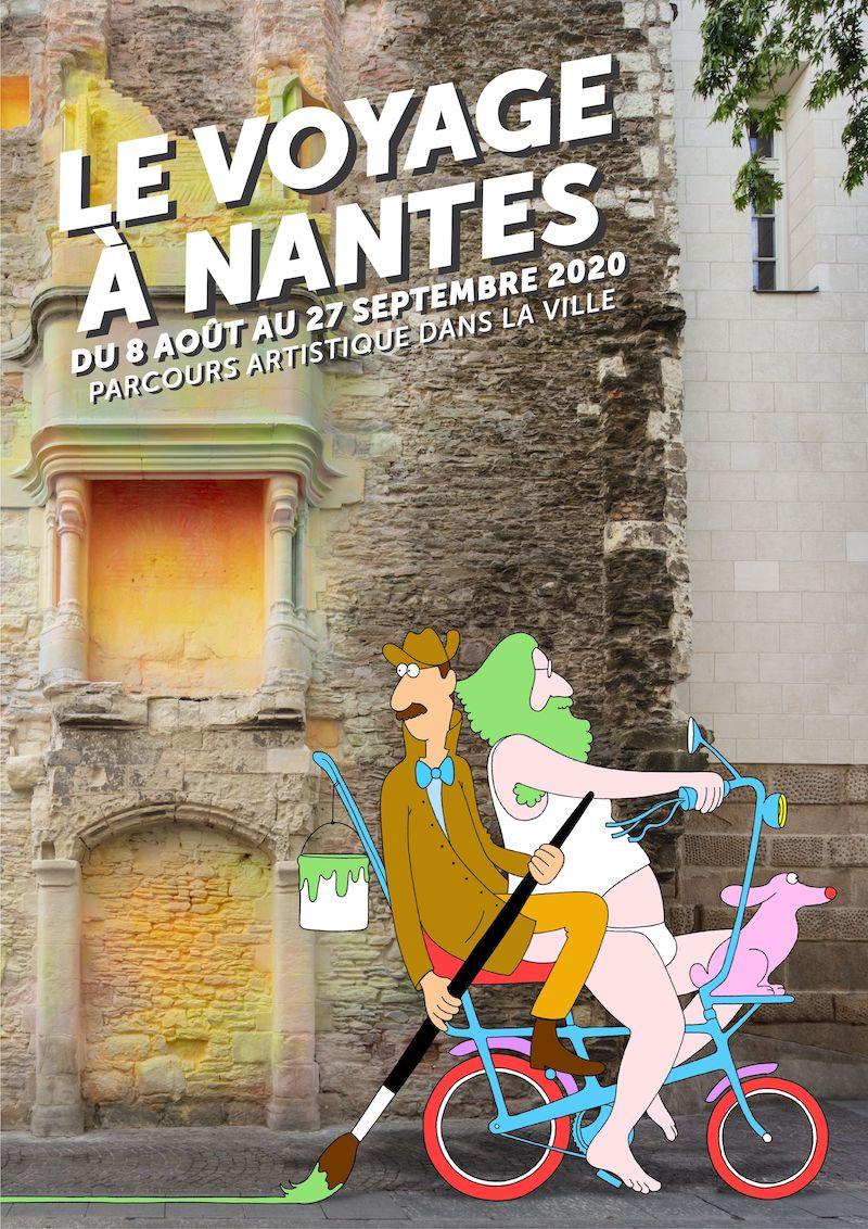 Le voyage a Nantes 2020