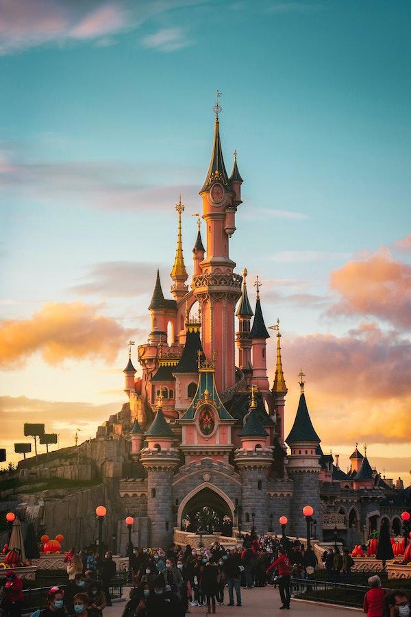 Disneyland Halloween herfst 2021