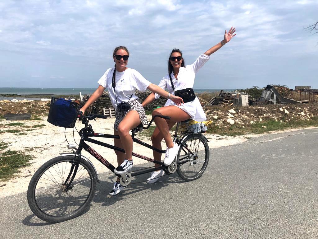 Ile de Re fietsen