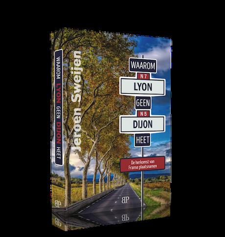 boek over Franse plaatsnamen betekenis