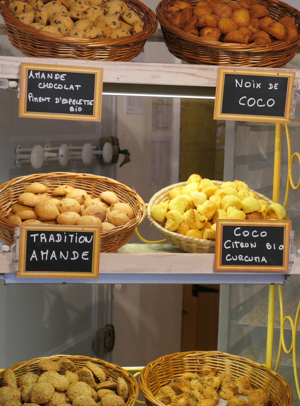 macaron basque