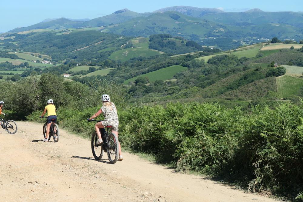 Mountainbike Baskenland